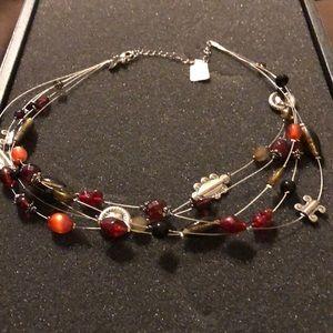 Lia Sophia Marci necklace.